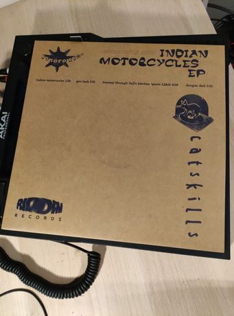 Sonorous Star - Indian Motorcycles EP (RID001)