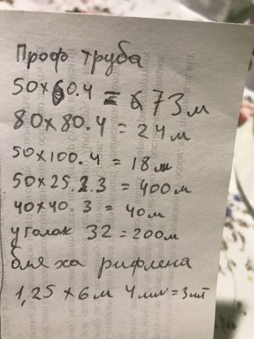 Металопрокат Тернополь - изображение 1