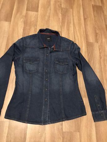 Джинсовая рубашка Next размер 10