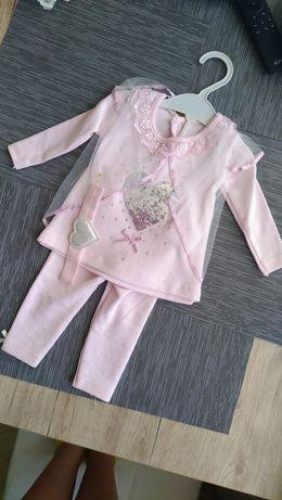 Детский костюм для девочки 68 см на 6 месяце Necixs