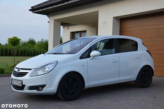 Opel Corsa D 1.7 Zarejestrowana PL Skóra Klima Super Stan Z Niemiec