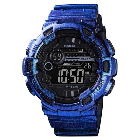 Часы Skmei 1243BOXGPL Gradient Purple BOX