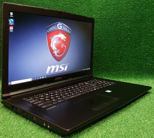 """ИГРОВОЙ! Ноутбук MSI MS-1795 17.3"""" i7/16/SSD 256GB+1TB/GTX 960M, 2GB /"""
