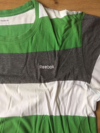 Koszulka reebok t-shirt męska lato L druga rzecz 30% taniej wysyłka