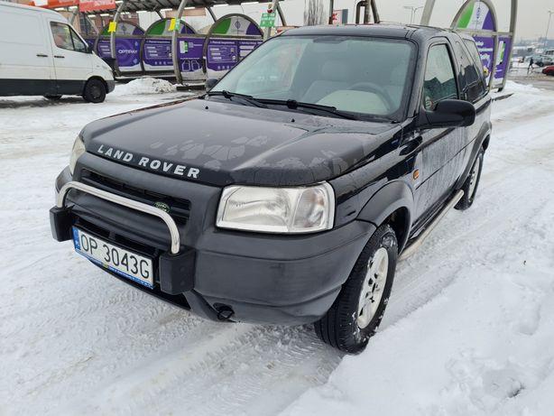 Land Rover 1.8  gaz  4×4. Okazja