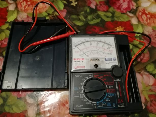 Мультиметр SUNWA YX-360TRD