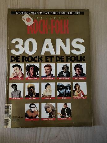 Especial 30 Anos Rock&Folk- Artigo de Coleção