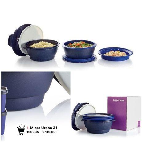 Micro urban Tupperware