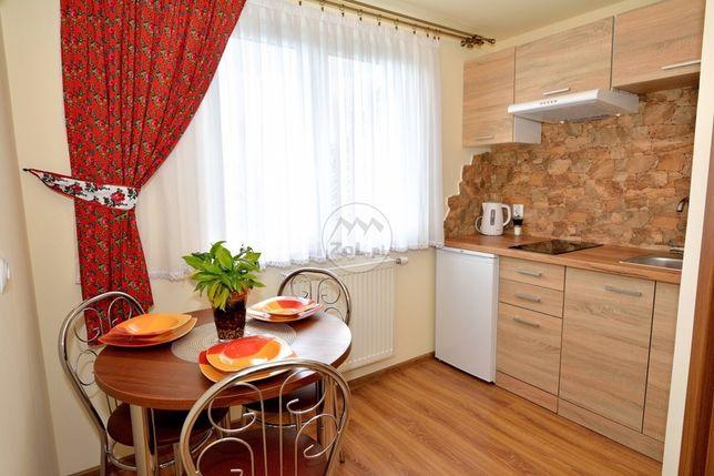 Nowy apartament z kuchnia łazienka Zakopane