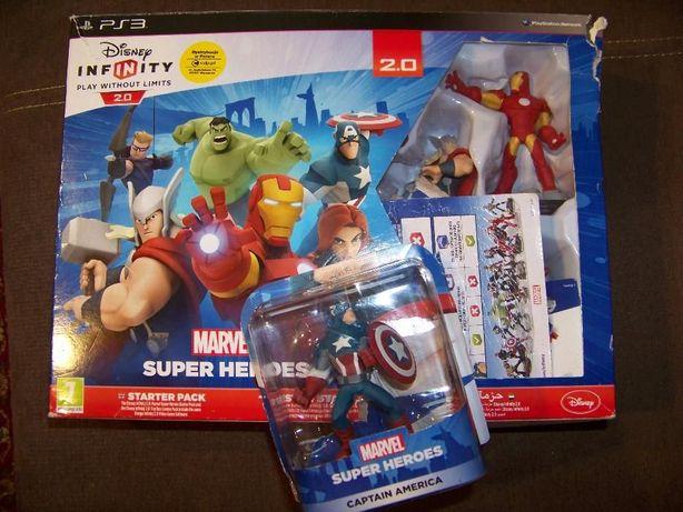 infinity super heroes na ps3