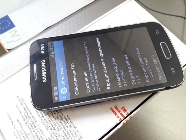 Телефон Samsung GT-S7262 Galaxy Star Plus