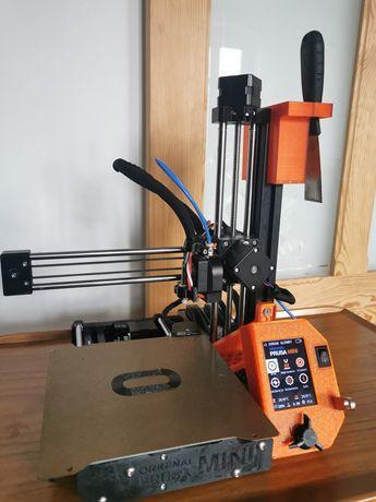 Prusa mini klon drukarka 3d druk heatbreak tytanowy