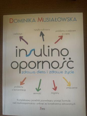 Książka Insulinooporność