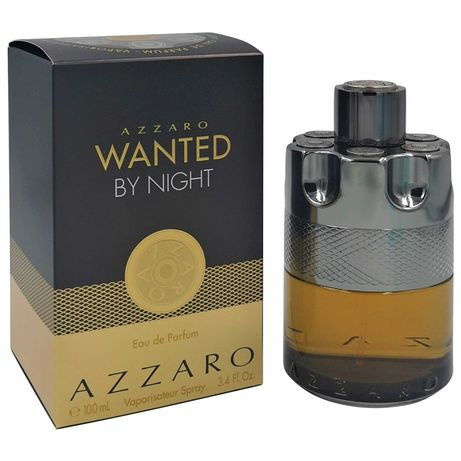 Perfumy   Azzaro   Wanted By Night   100ml   edp