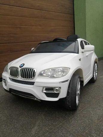 BMW X6 autko na akumulator