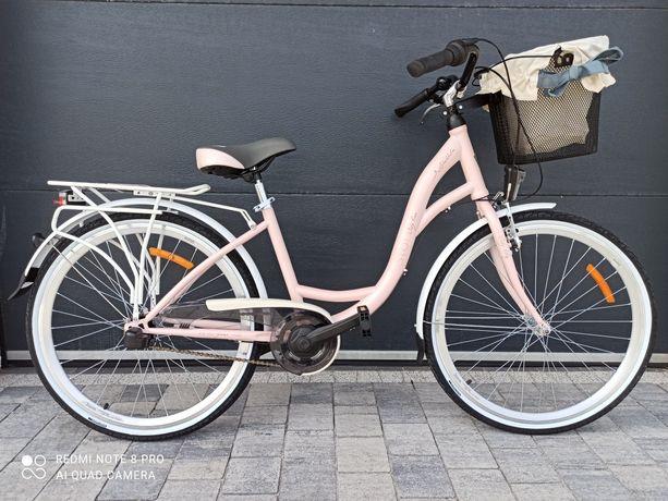 Rower dla dziewczynki 26 cali