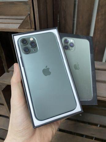 Apple iPhone 11 Pro 256 gb Midnight Green ИДЕАЛ! ГАРАНТИЯ от МАГАЗИНА!