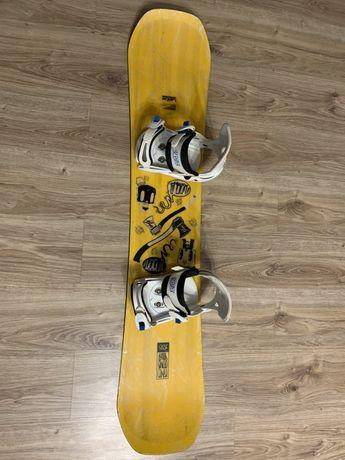 Deska snowboardowa wed'ze 135
