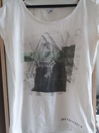Mela Koteluk oficjalny T-Shirt L koszulka bawełniana