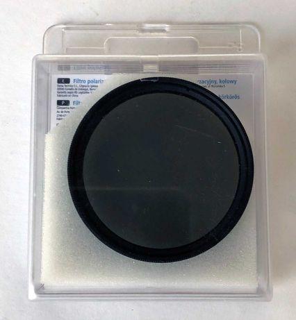 Filtro Polarizador Circular 52mm para Nikon Canon Sony Pentax Sigma