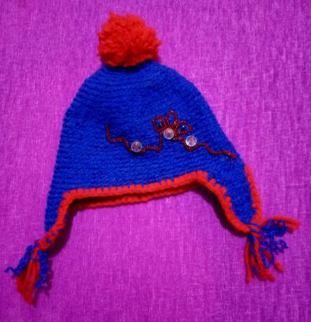 Зимний комплект для куклы Беби Борн