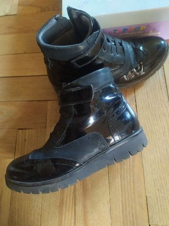Ботинки выше косточки TOPITOP