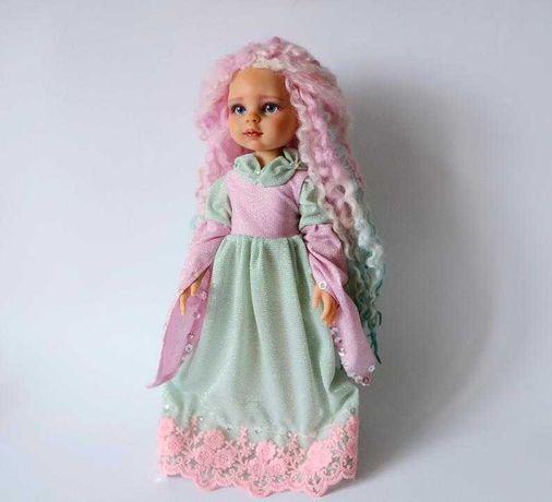 Ооак перерисовка кукла Паола Рейна Paola Reina