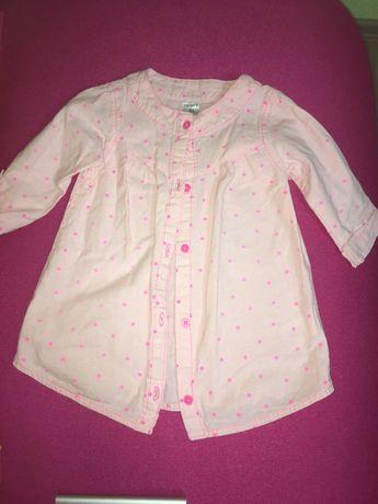 Рубашка, блузка Carter's 3t