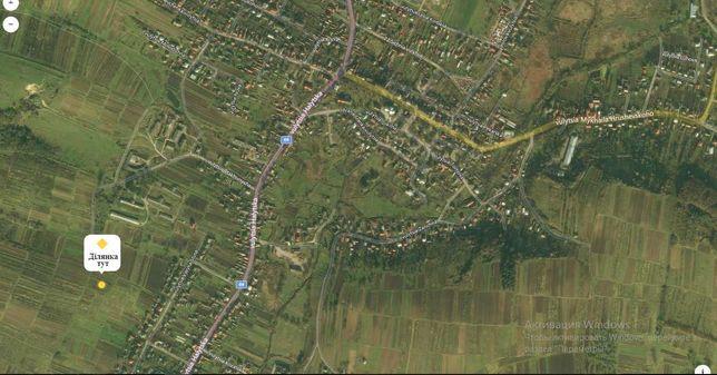 Земельні ділянки від власника м. Бібрка