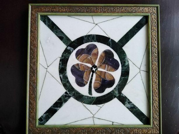 Картина- Символ талисман клевер