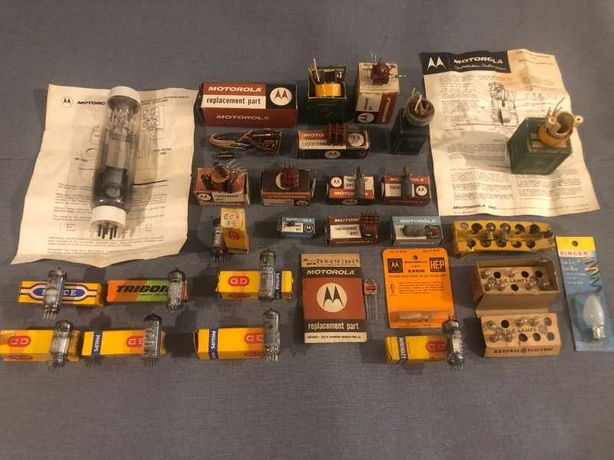 Radio, Antigo, 38 Items