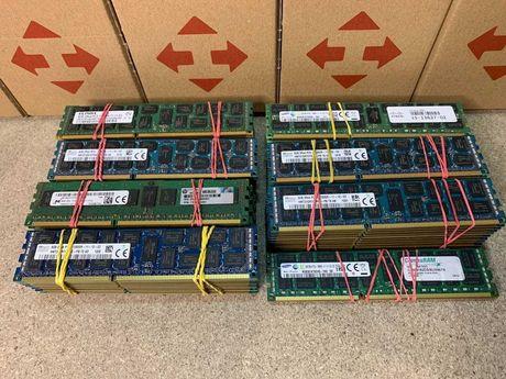 Серверная DDR3 8Gb 12800R 1600MHz ECC REG
