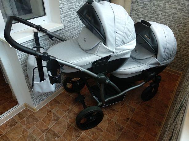 Продам коляску для двойни или погодок BEBETTO 42