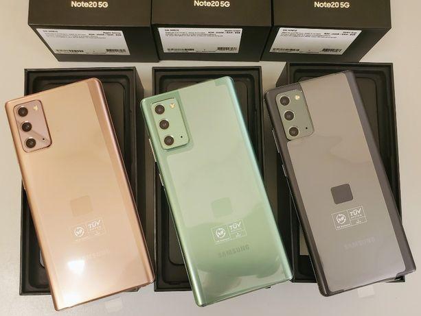 Samsung Galaxy Note 20 5G 256Gb 2sim Snapdragon