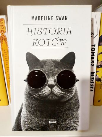 Historia kotów Madeleine Swan