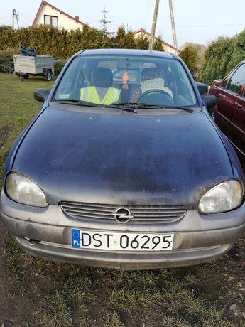 Opel corsa B, 1.5 TD, 1995r na części
