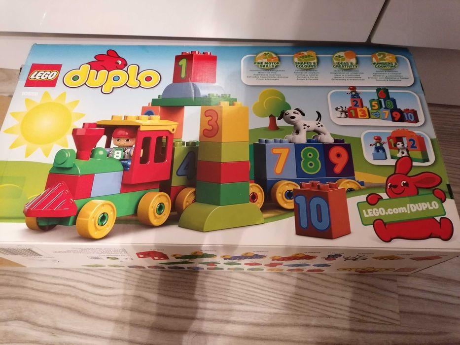 Lego duplo pociąg 10558 Złotoryja - image 1