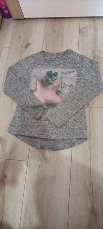 Dziecięca bluzka z nadrukiem