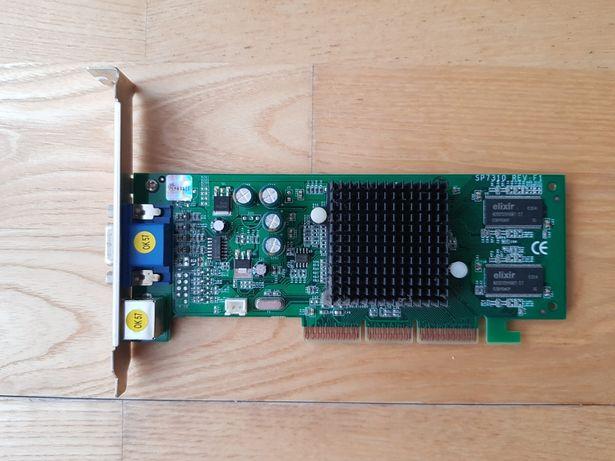 Karta graficzna GeForce MX440 – 8X 64MB
