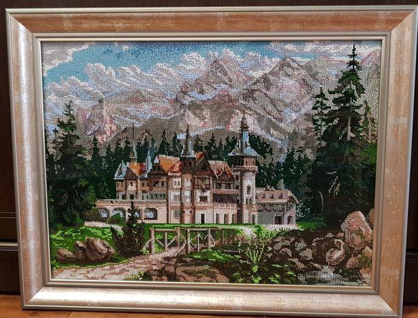 Картина чешским бисером