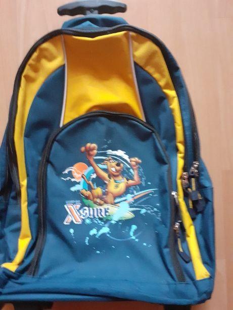 Plecak na kółkach Scooby-Doo