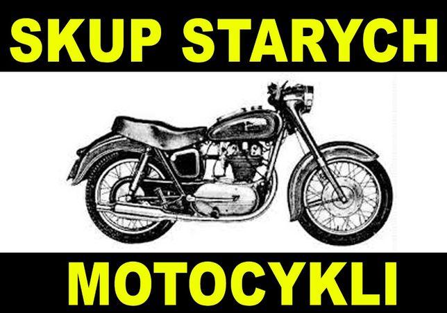Skup starych motorowerów motocykli Simson duo wfm osa shl  motorynka