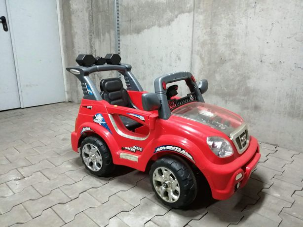 Samochód dziecięcy na akumulator