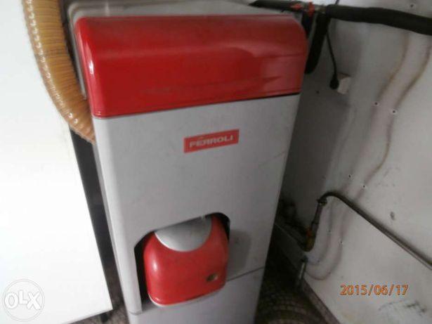 Vendo caldeira Ferroli 100unit-03 alterada p/pellets