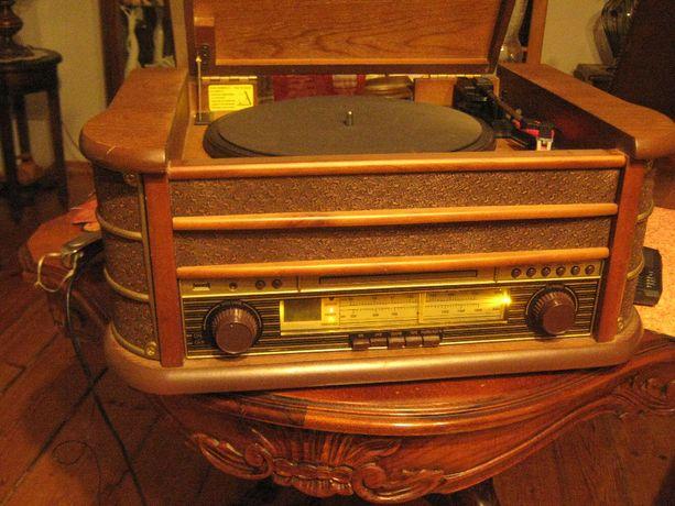 Radio adapter magnetofon