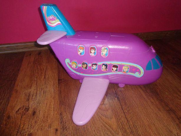 Samolot Polly Pocket