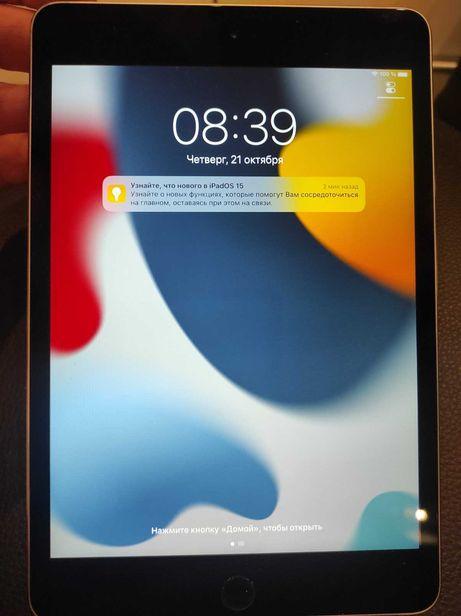 Apple iPad mini 4 128gb WiFi Space Gray Retina