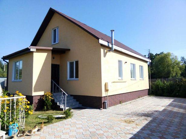 Продам двухэтажный дом в с.Заречье (Погребы) по ул. Первомайская