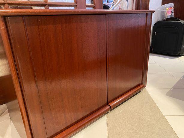 Oportunidade: armário madeira - excelente estado c/ entrega grátis