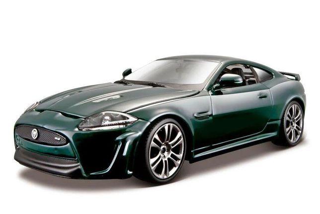 Машинка іграшкова burago Jaguar XKR-S